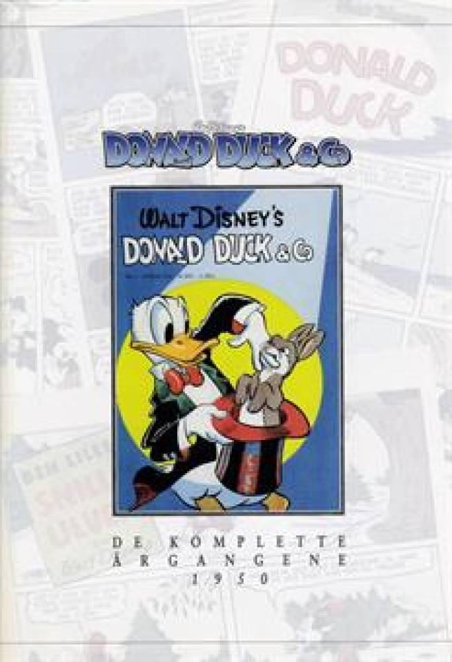 Donald Duck & Co De komplette årgangene-1950