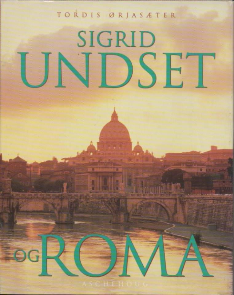 Sigrid Undset i Roma