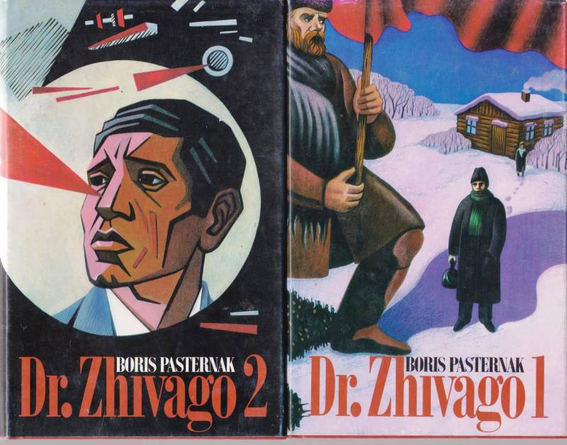 Dr. Zhivago 1 og 2