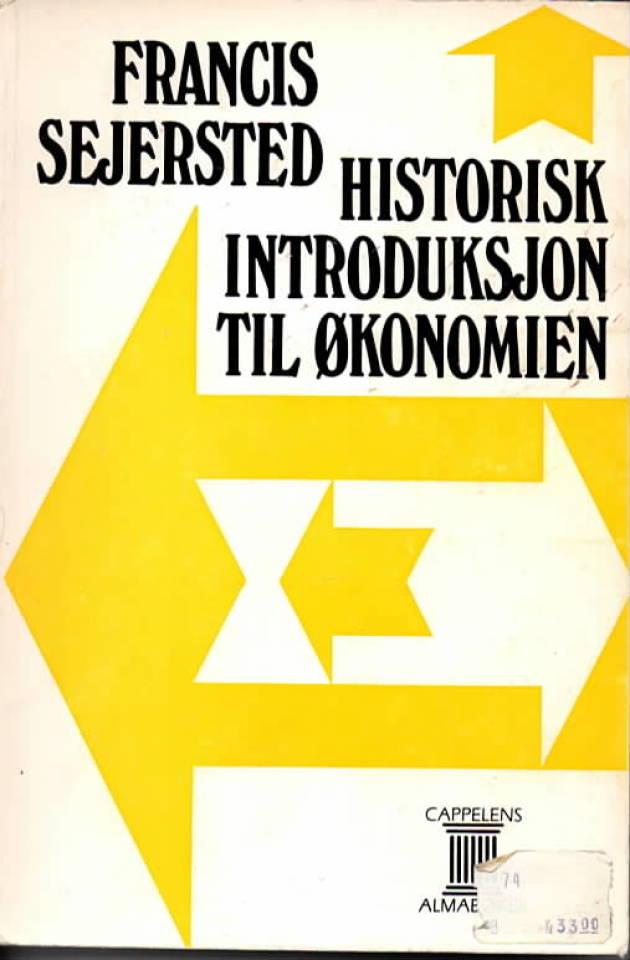 Historisk introduksjons til økonomien