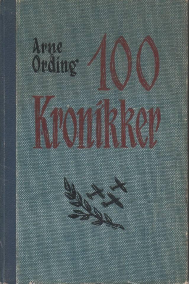100 kronikker