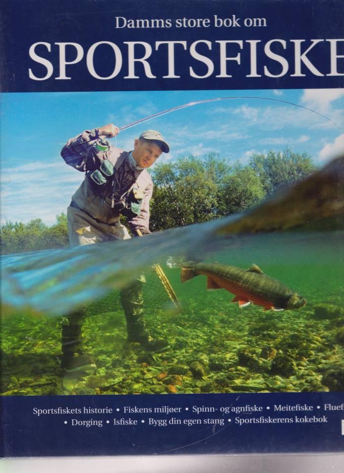 Damms store bok om sportsfiske