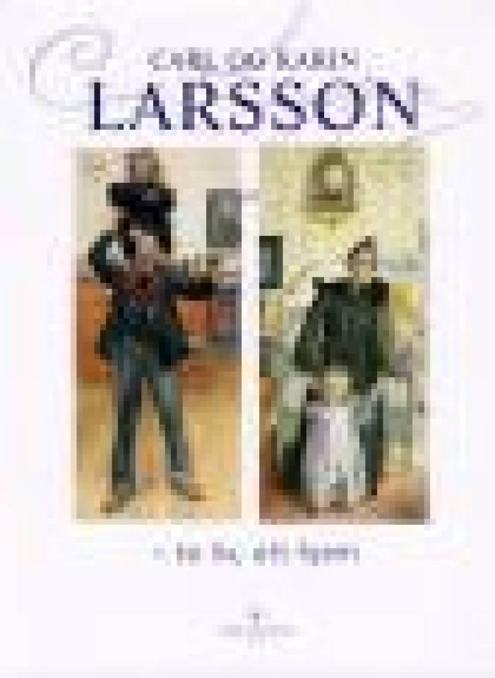 Carl og Karin Larsson - to liv, ett hjem