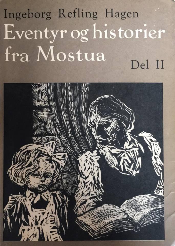 Eventyr og historier fra Mostua. Del II