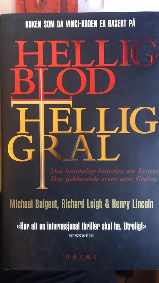 Hellig blod, Hellig gral