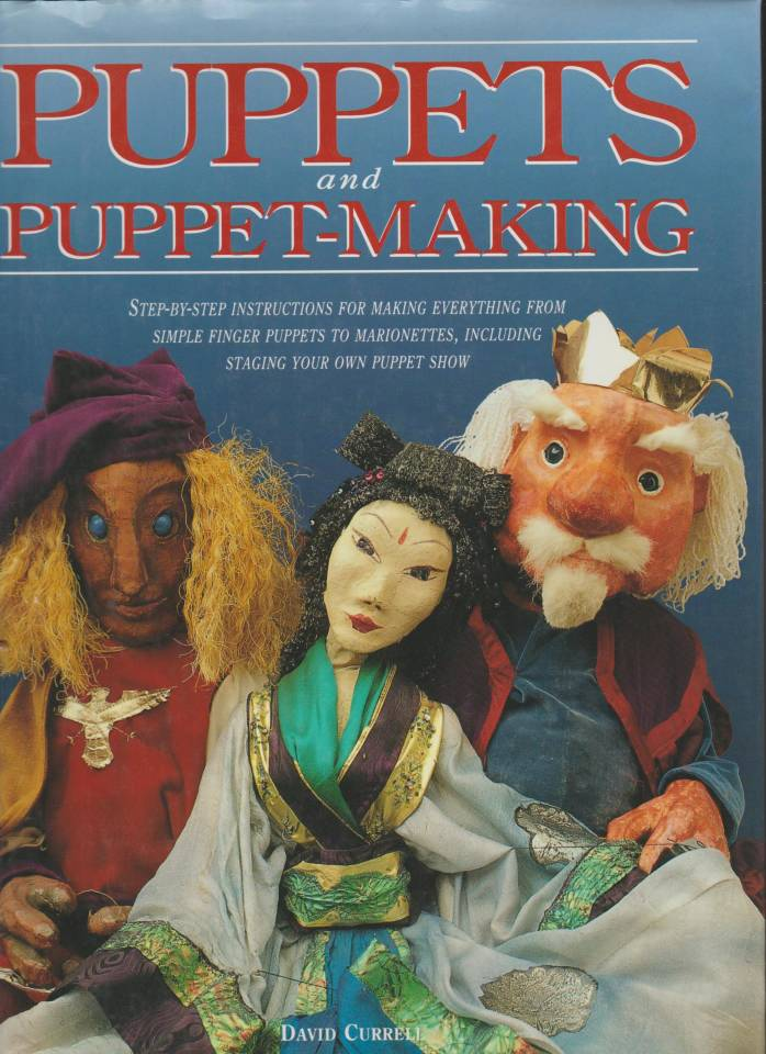 Puppets and Puppet-making