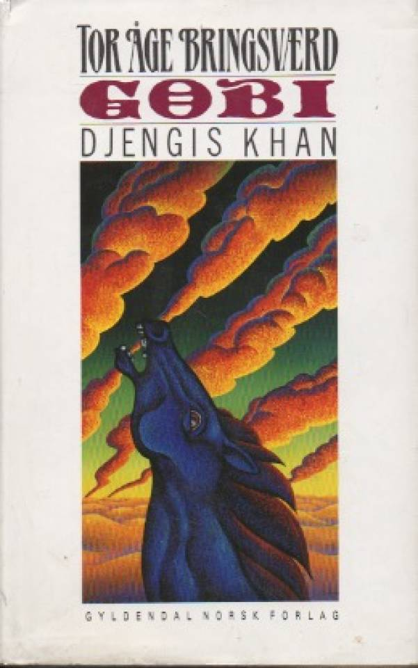 Gobi – Djengis Khan