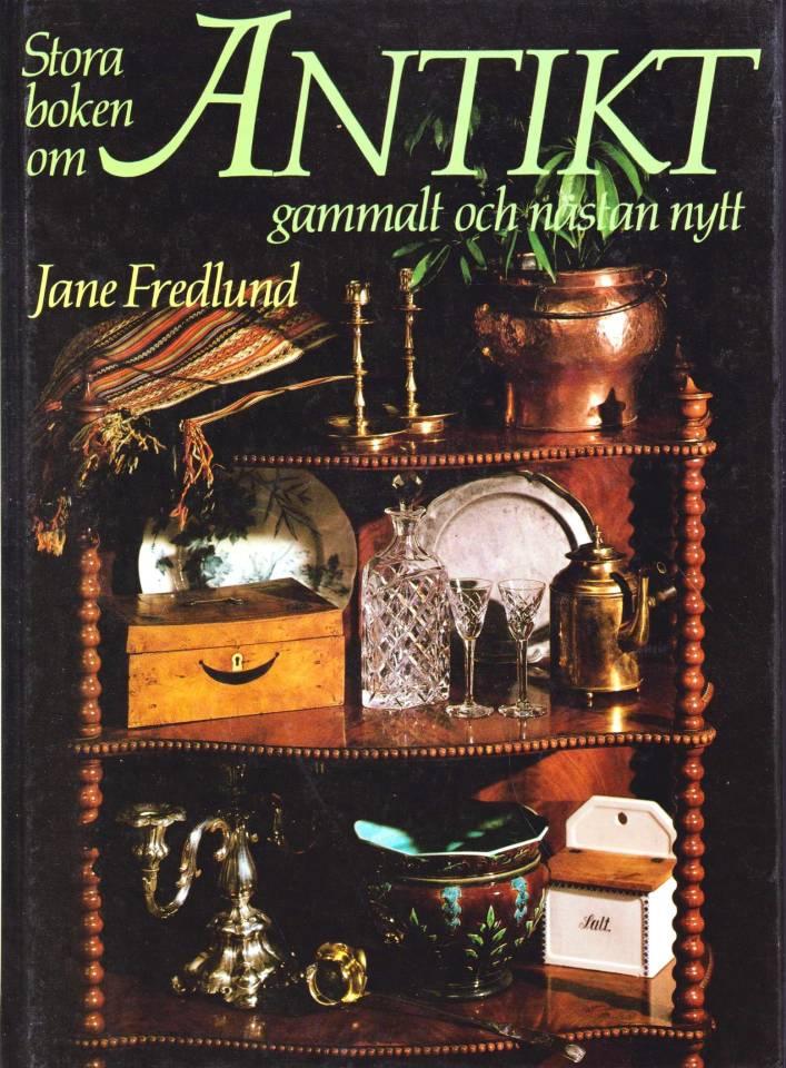 Stora boken om Antikt