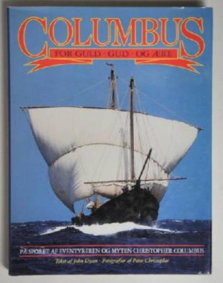 Columbus - For guld, Gud og ære