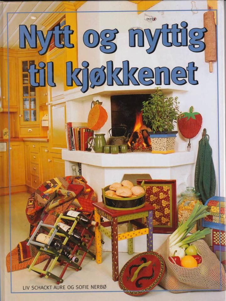 Nytt og nyttig til kjøkkenet