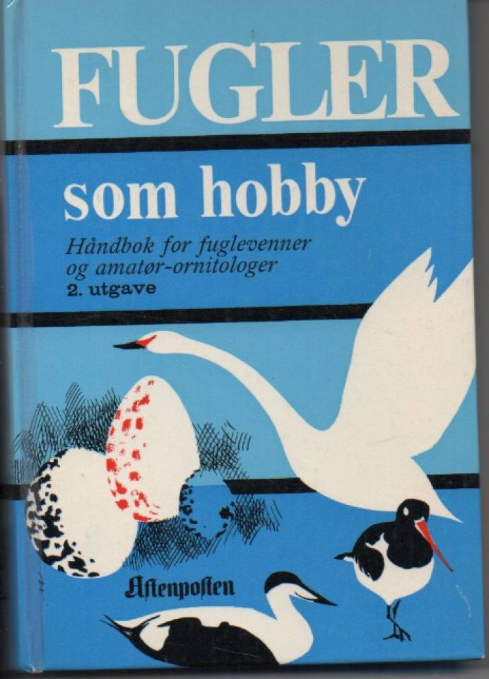 Fugler som hobby