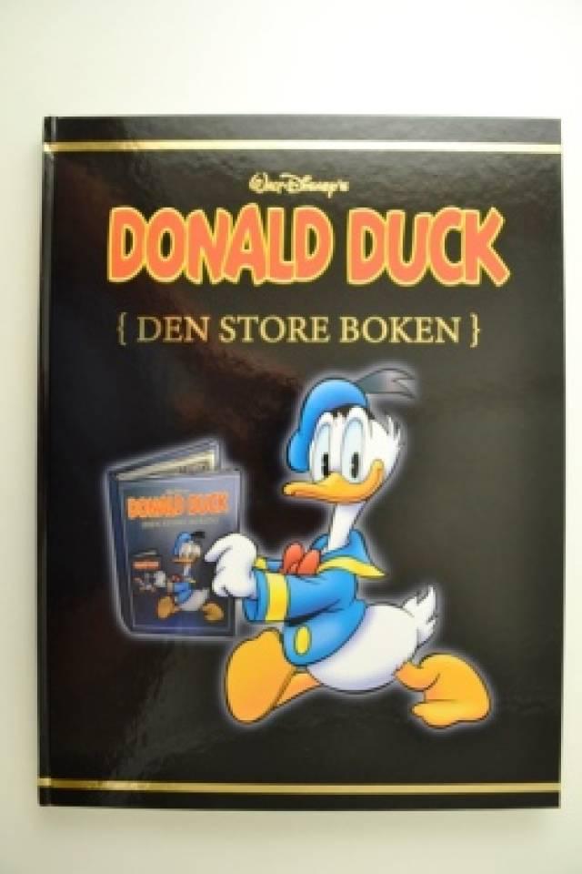 Donald Duck - Den store boken