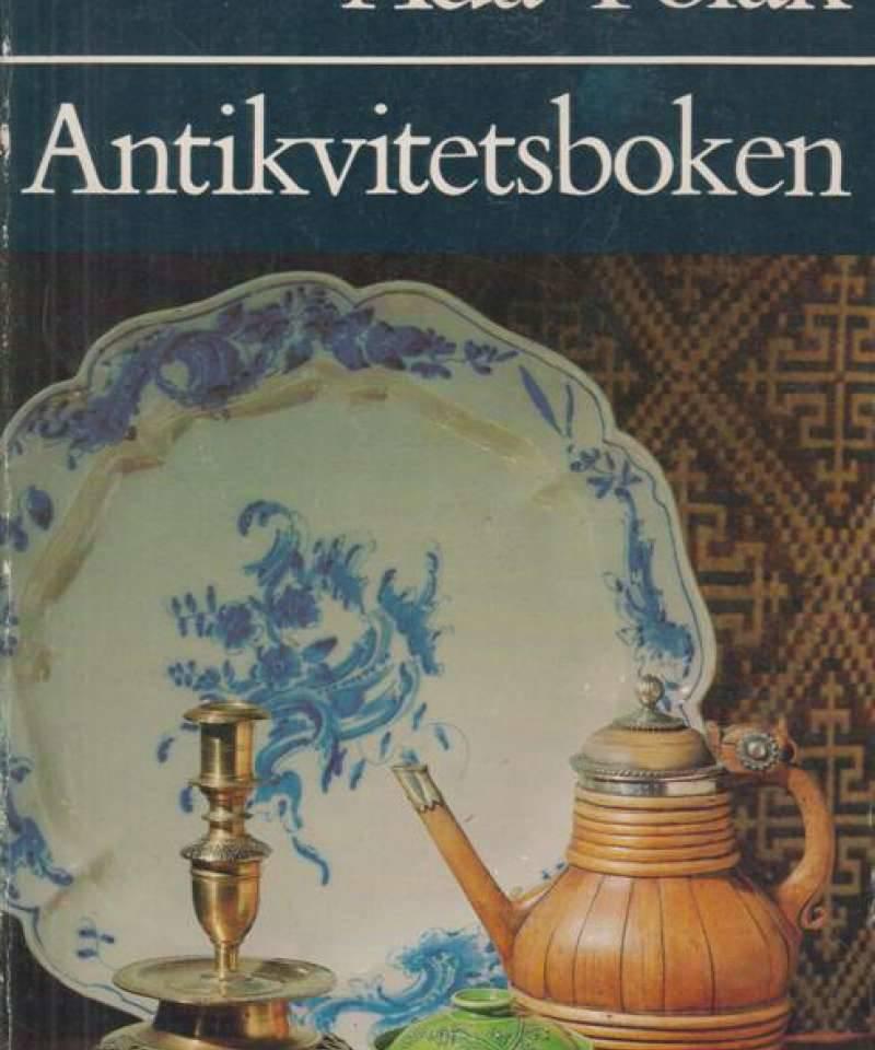 Antikvitetsboken