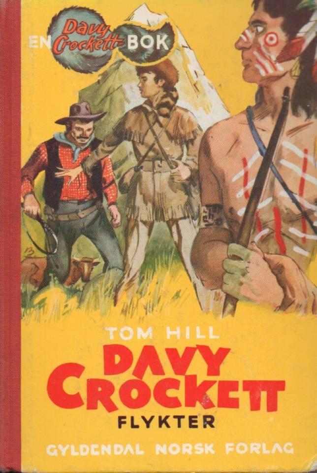 Davy Crockett flykter