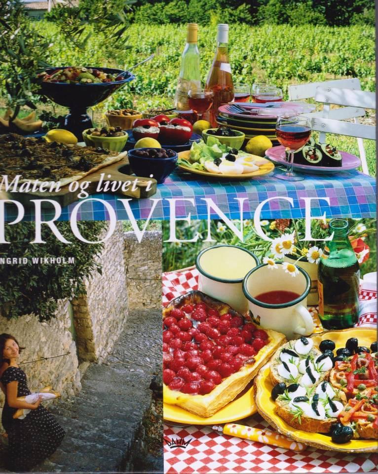 Maten og livet i Provence