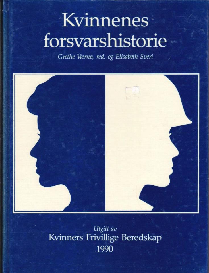 Kvinnenes forsvarshistorie