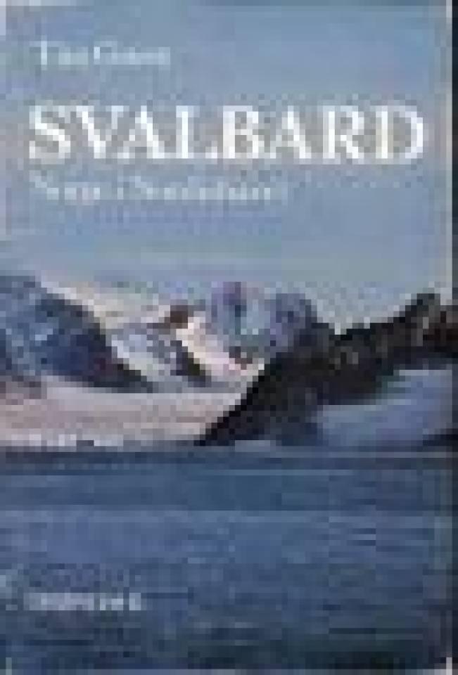 Svalbard Norge i Norishavet