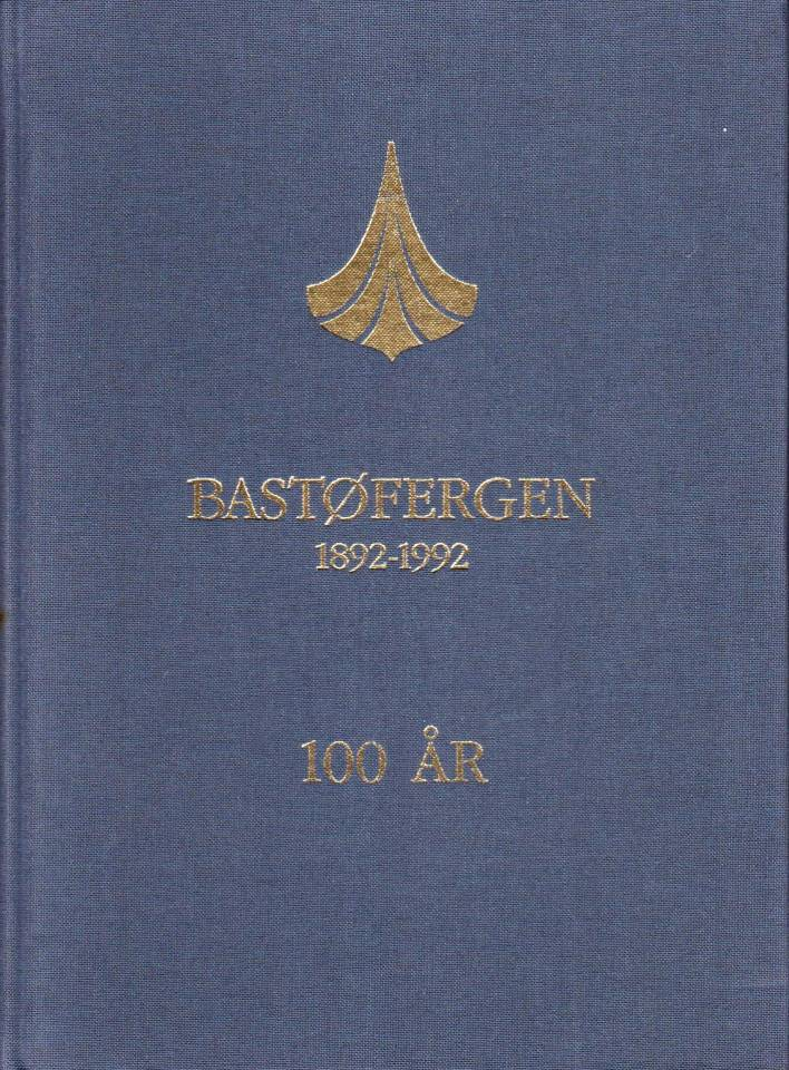 Bastøfergen 1982-1992