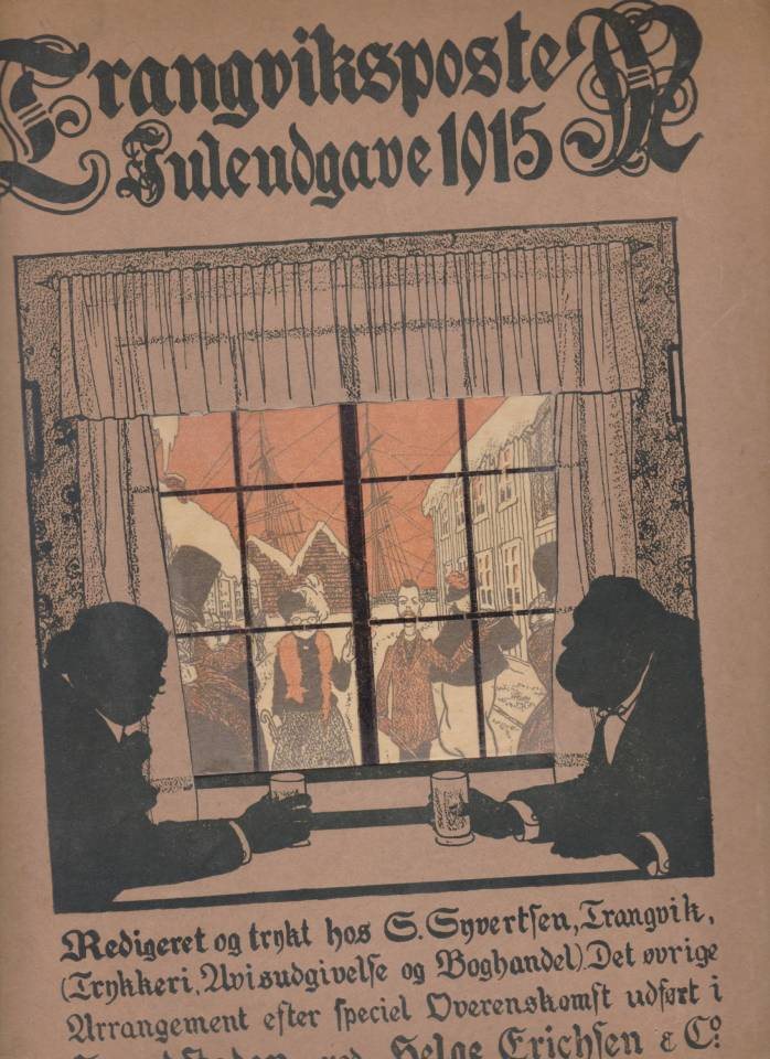 Trangviksposten - Juleudgaven 1915