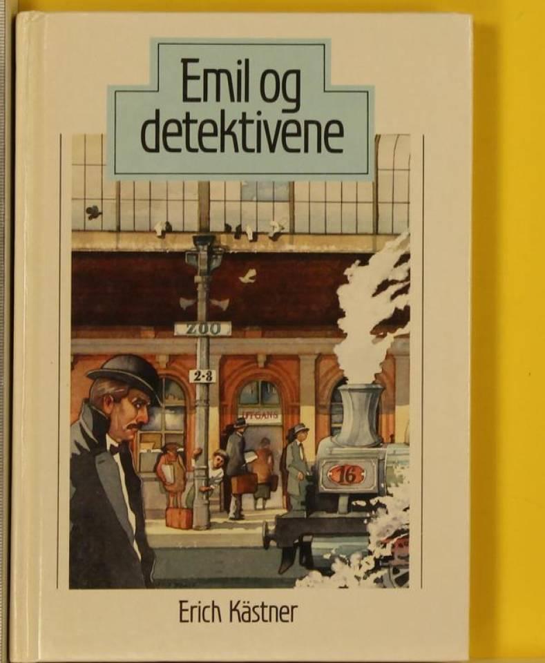 Emil og detektivene