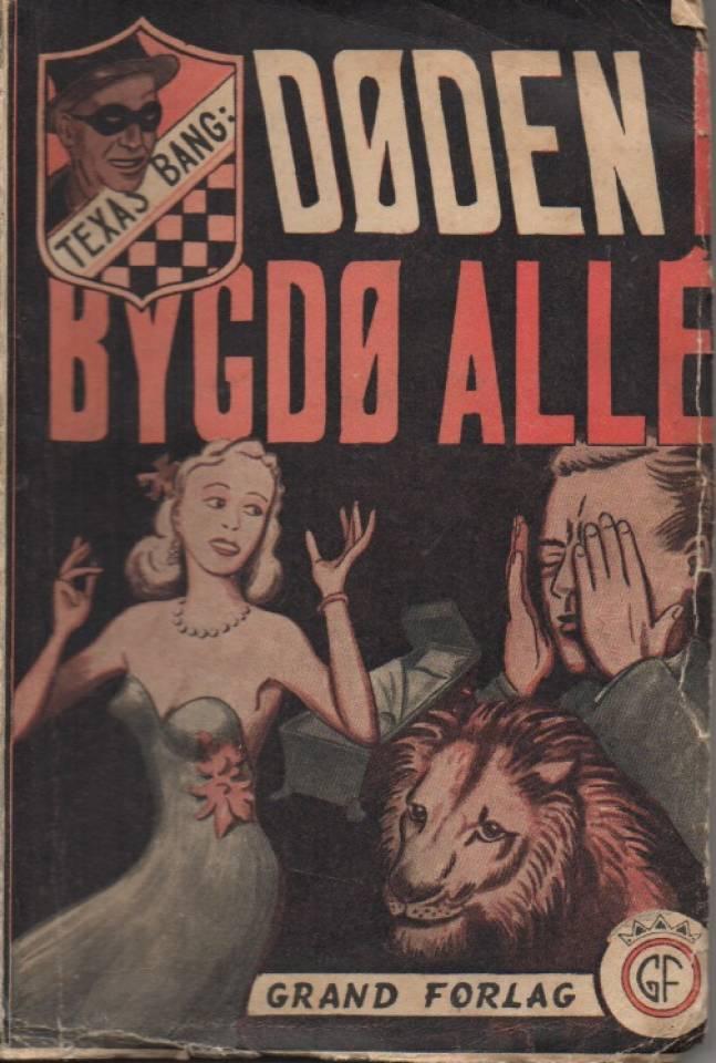 Døden i Bygdø Allé