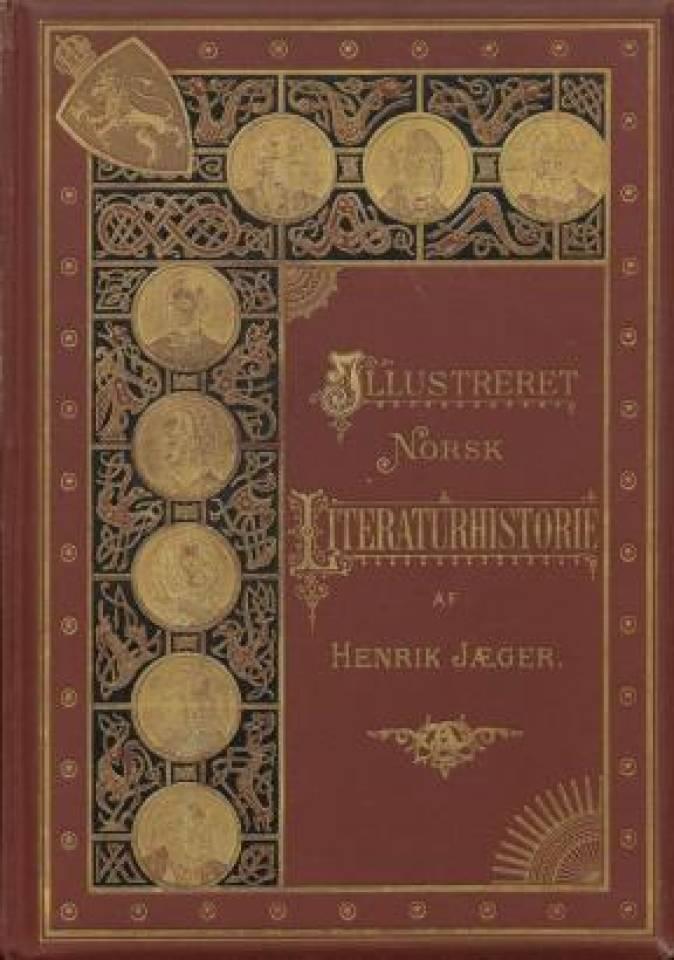 Illustreret Norsk literaturhistorie
