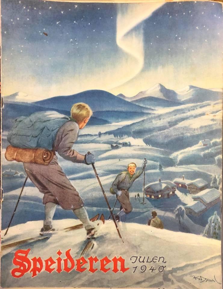 Speideren Julen 1940