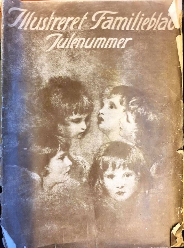 Illusreret Familieblad Julenummer 1912