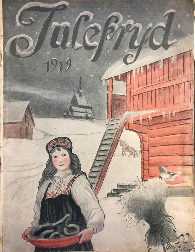 Julefryd 1919