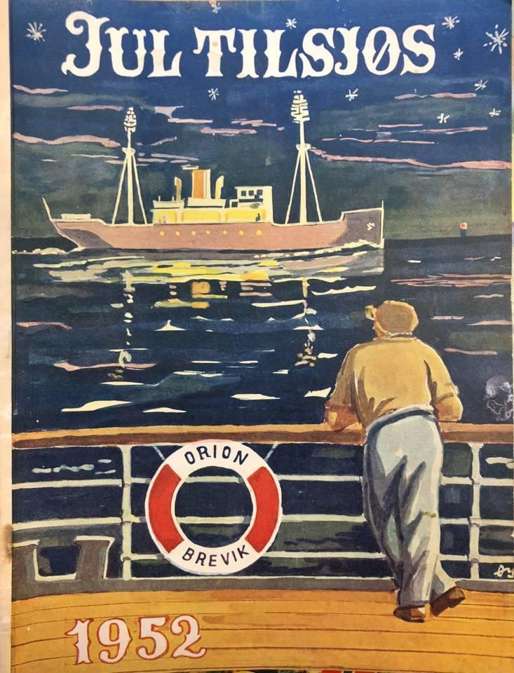 Jul tilsjøs 1952
