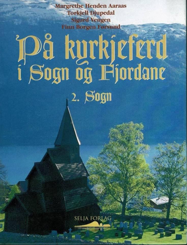 2 bd.: På kyrkjeferd i Sogn og Fjordane