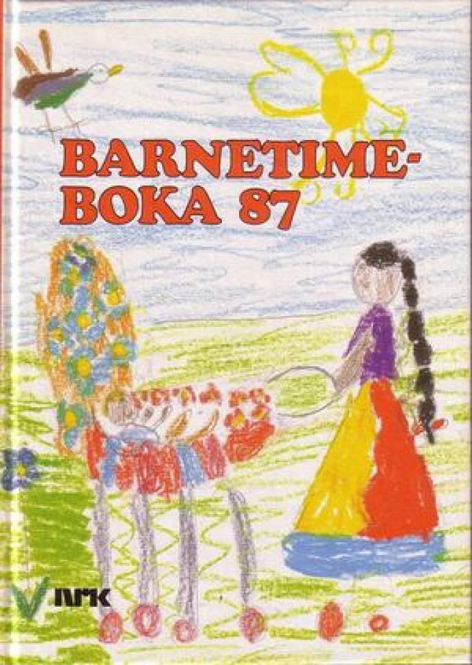 Barnetimeboka 87