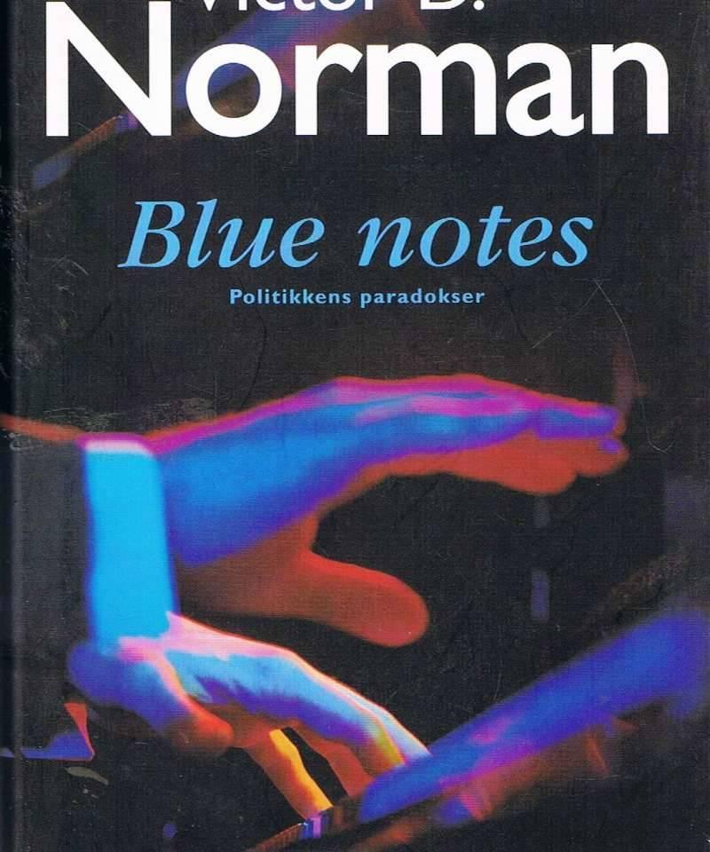Blue Notes Politikkens paradokser