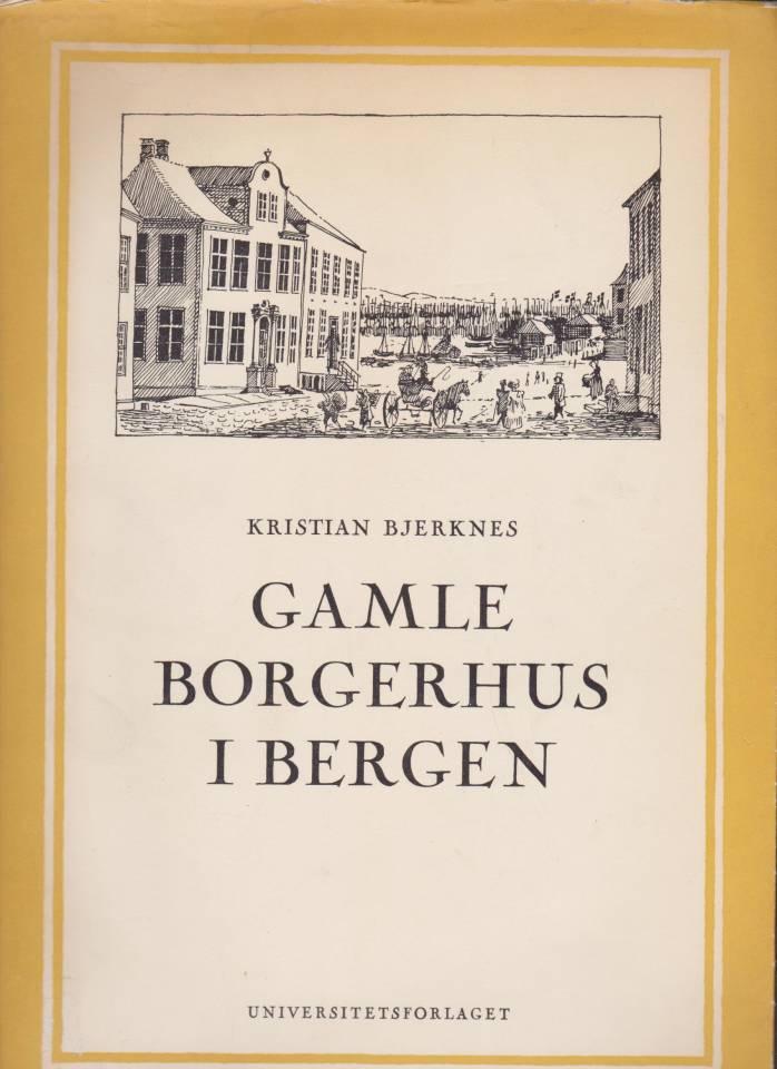 Gamle Borgerhus i Bergen