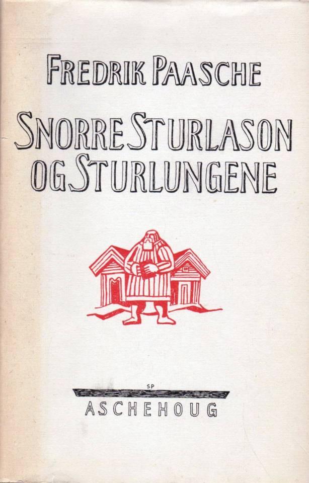Snorre Sturlason og Sturlungen